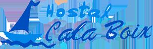 hostal cala boix ibiza logo menu